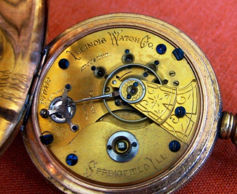 Datovania Elgin hodinky podľa sériového čísla