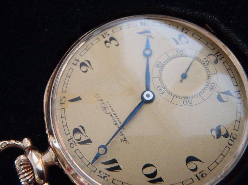 datování elgin kapesní hodinky podle sériového čísla